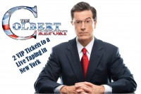 Specialty Item: Colbert Report VIP Tickets and a Night's Stay in NYC