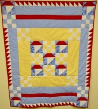 Specialty Item: Hand-made Crib Quilt