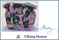 Specialty Item: Vera Bradley Bag Compliments of Viking House