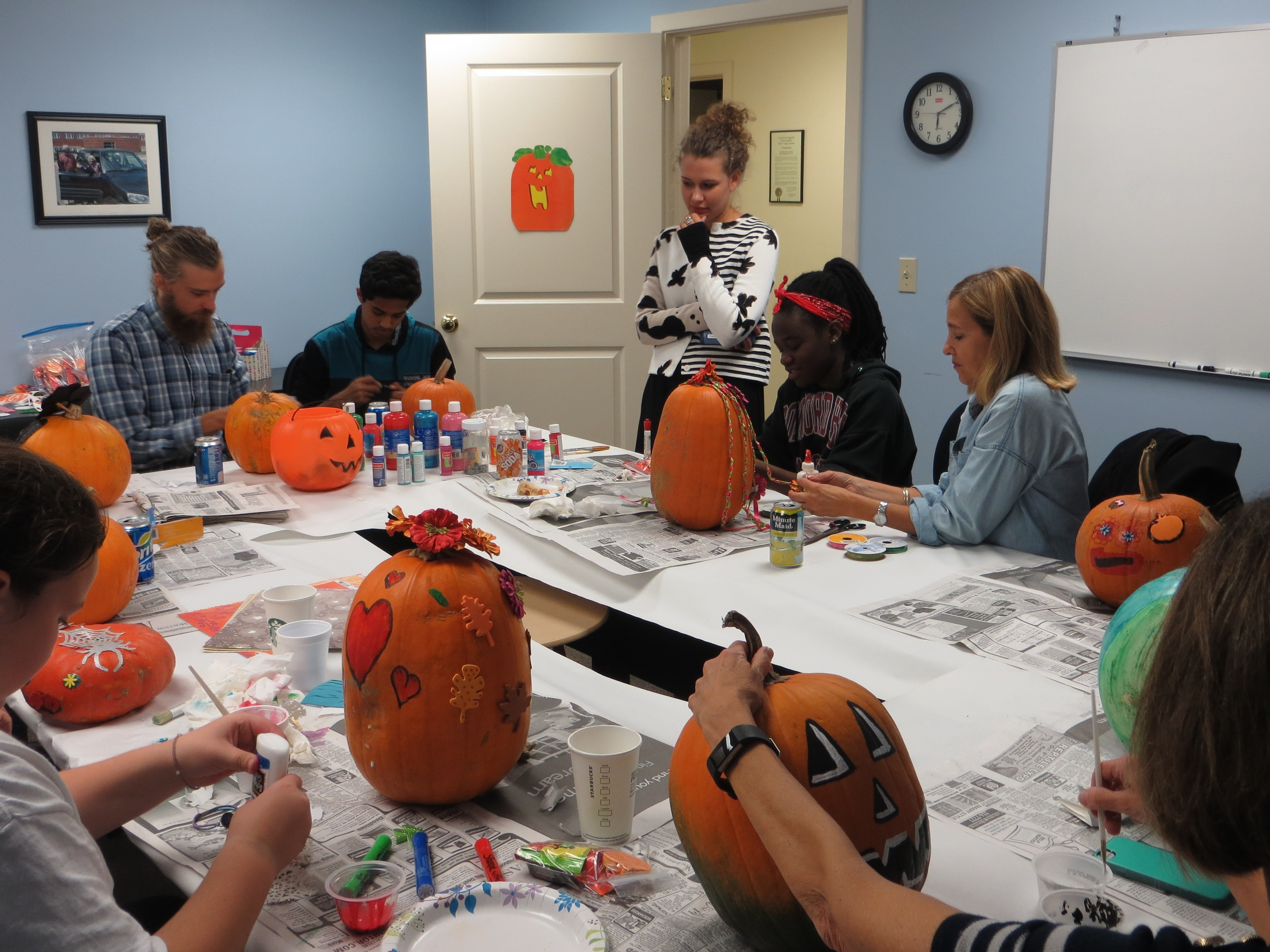 YM Pumpkin activity1