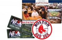 Specialty Item:Red Sox VIP Suite Tickets - with Concord-to-Fenway Round-trip Transportation and Lunch