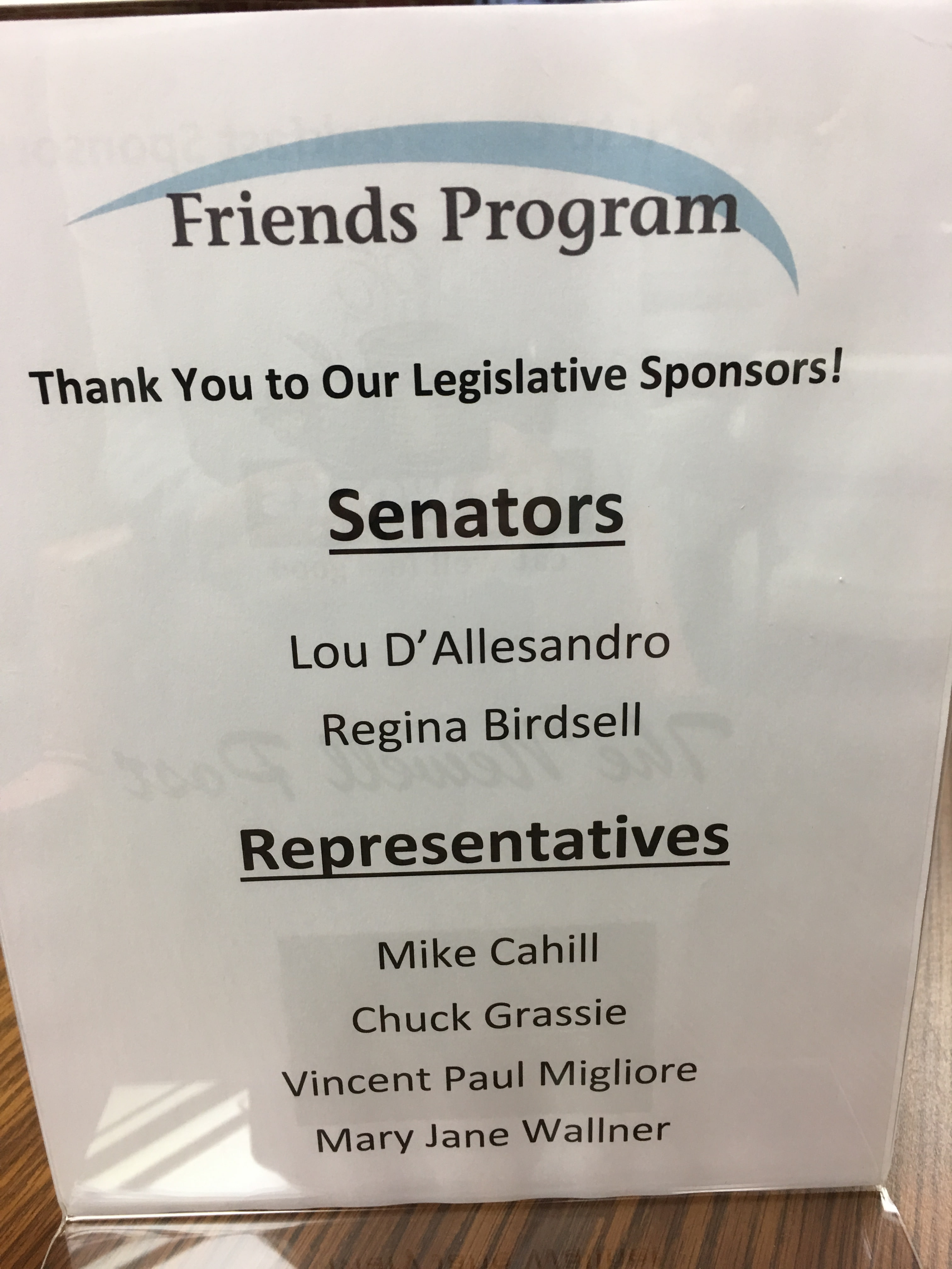2019 02 07 Legislative Breakfast